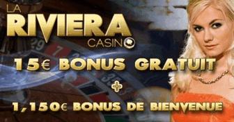Bonus du Casino